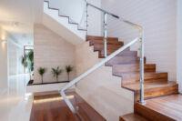 Üvegszerelvények beltéri lépcsőkhöz is!