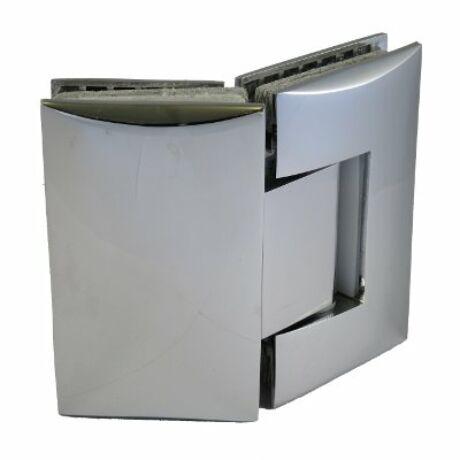 DUAL-1-135 Üveg-üveg zuhanypánt 135°