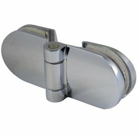 DUAL-7-14 Üveg-üveg szaunapánt