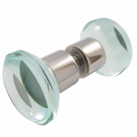 DUAL-G-01GL Íves üveggomb
