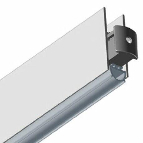 DUAL-AKN-830 Automata küszöb beltéri nyíló ajtóhoz 830mm