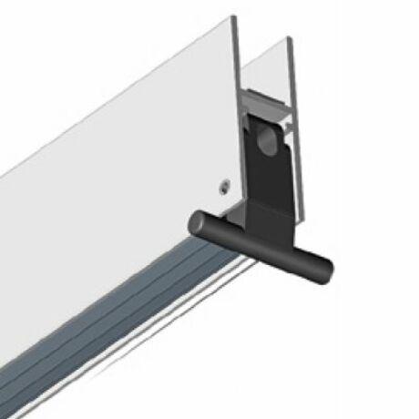 DUAL-AKT-830 Automata küszöb beltéri toló ajtóhoz 830 mm