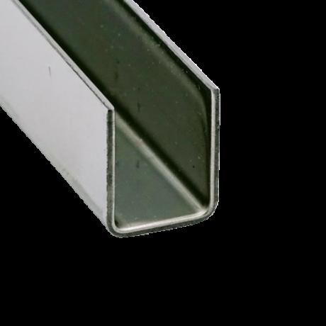 U profil FÉNYES, 14x10x14 mm (belső méret)