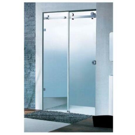 Tolóajtós zuhanykabinhoz komplett szett 2 M-ES CSŐVEL